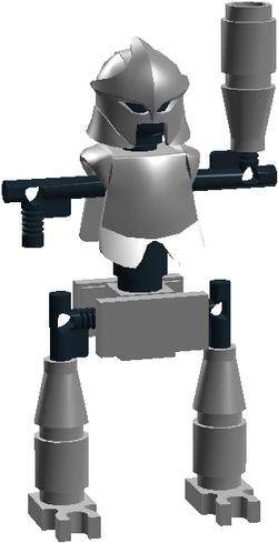 Prototype Mega Armour 8-5