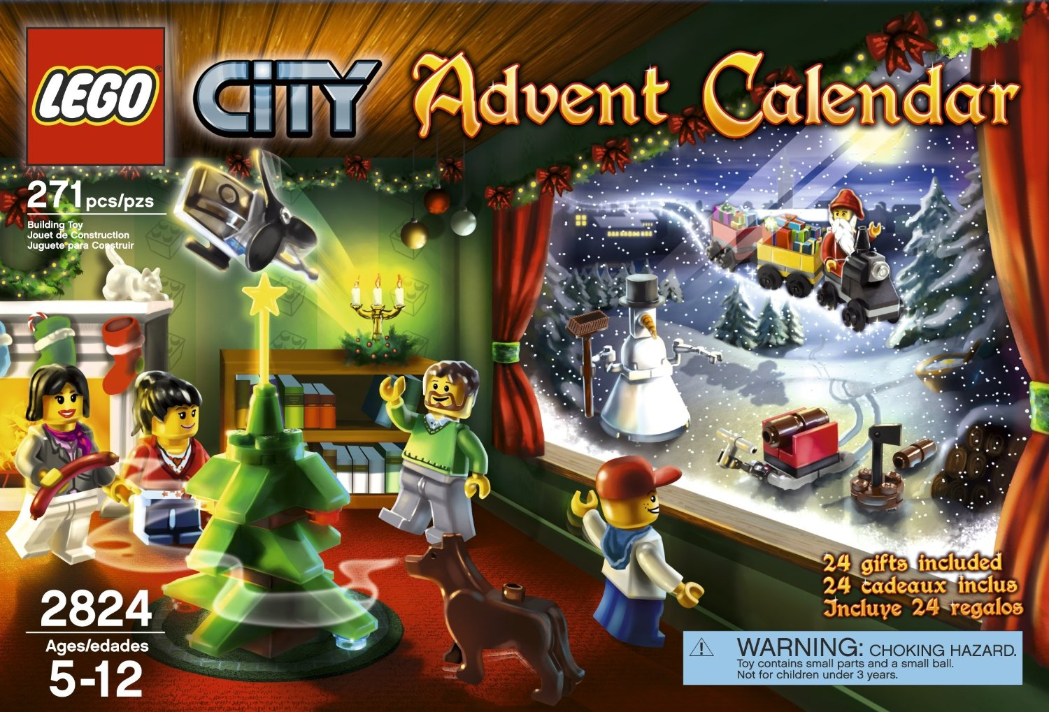 2824 le calendrier de l 39 avent city wiki lego fandom powered by wikia. Black Bedroom Furniture Sets. Home Design Ideas