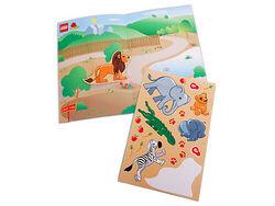 851960 Zoo Sticker Sheet
