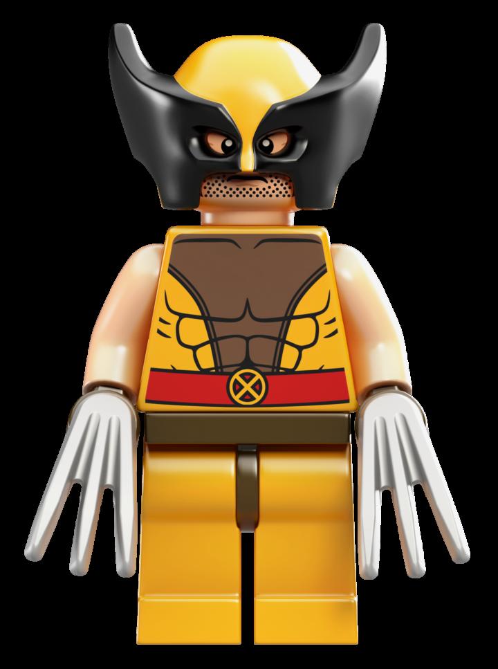 Wolverine Brickipedia Fandom Powered By Wikia