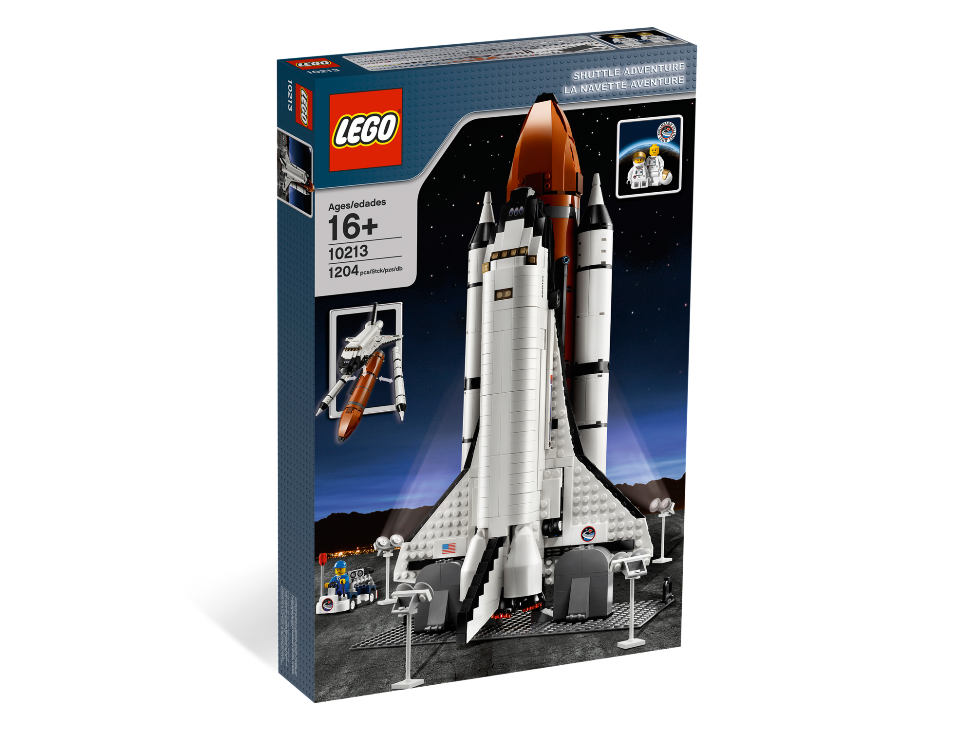 lego space shuttle 10213 review - photo #7