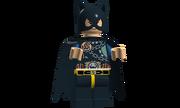 Batgirl vs Harleys Scooter Bats