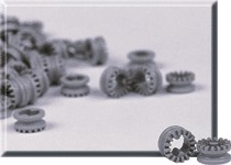 970020-Small Gray Pulley