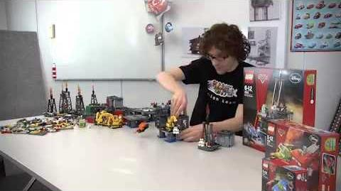 LEGO Cars Designer Video 10