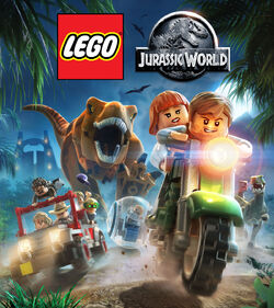 Lego JW poster