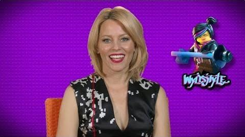 """The LEGO Movie - Elizabeth Banks """"Everything is Awesome"""" HD"""
