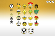 Mr. Gold Final Level all Characters Collected