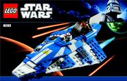 Plo Koon's Jedi Starfighter