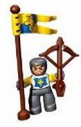 DUPLO knight