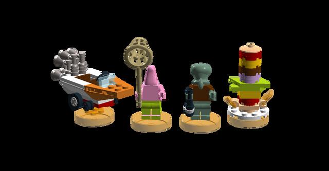 File:SpongeBob SquarePants Team Pack.png