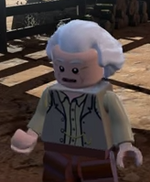 Doc Brown 1885 Clothes