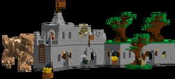 Io Village Attack