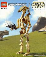 8001-2 Technic Battle Droid
