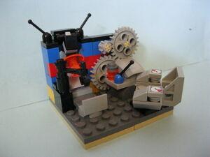 Robot workshop (angle)