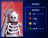 Builder skeletons