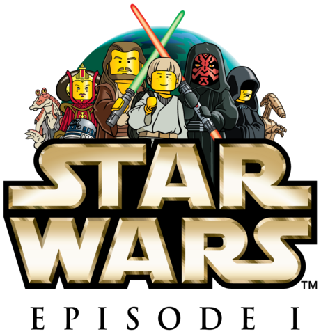 File:LEGO Star Wars Episode 1 logo.png