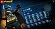 Batman LB2 stats