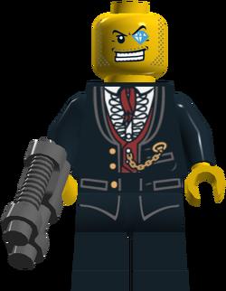 Mr. Evil