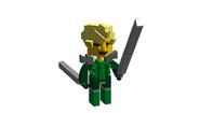 Green ninjaso