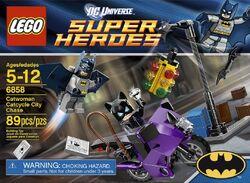 Lego - Catcycle Chase 0001
