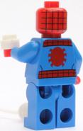 SH Spider-Man back