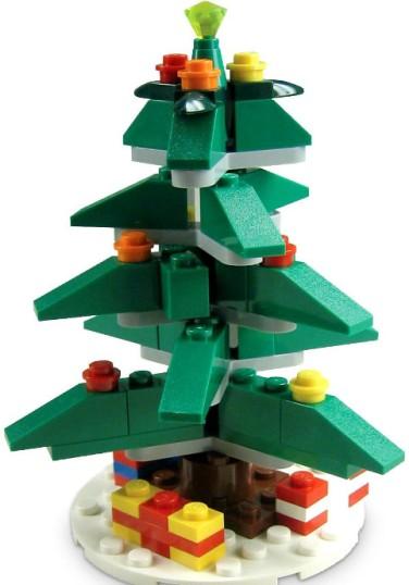 Weihnachtsbaum 40024 legopedia fandom powered by wikia - Star wars weihnachtsbaum ...