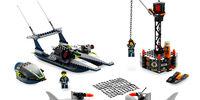 8633 Mission 4: Speedboat Rescue