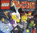 LEGO Alpha Team Wiki