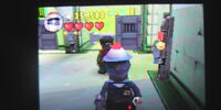 Mind-Controlled Policeman