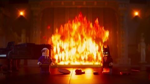 The LEGO Batman Movie - Wayne Manor Teaser Trailer HD-0