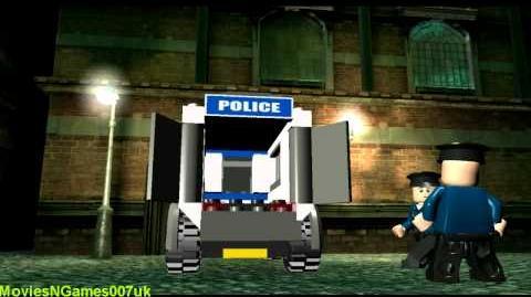 LEGO Batman - Power Crazed Penguin Hero Cutscenes HD