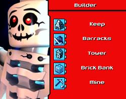 Builder skeleton