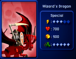 Wizard's Dragon