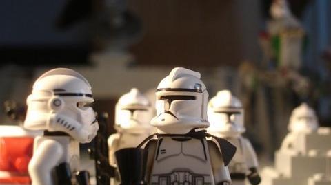 Lego Star Wars Squad 42
