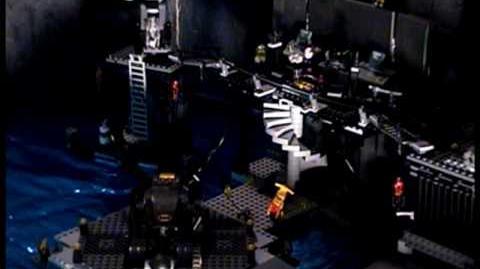 LEGO Batman Batman Rebuilt