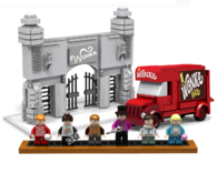 Lego Willy Wonka