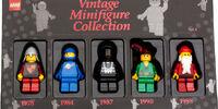 Lego Vintage Minifigure Collection: Vol.4