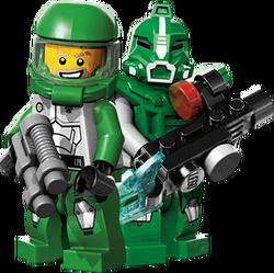 Squad Green