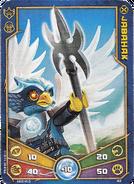 Jabahak Weapon card