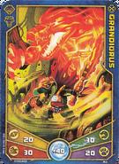 Grandiorus Weapon card