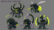 Chima Crawler Concepts