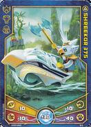 Shreekor 375 Speedor card