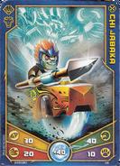 Chi Jabaka Weapon card