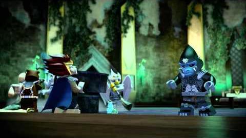 LEGO® LEGENDS OF CHIMA™ Filler 27 Haunted Lair 720p