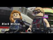 Hawkeye black widow