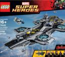 76042 The SHIELD Helicarrier