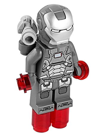 War Machine | Lego Marvel and DC Superheroes Wiki | FANDOM ...