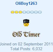 OliBoy2363 - Old Timer