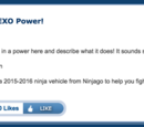 Make your own NEXO Power!