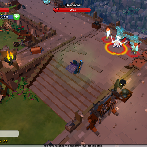 Quicksword Billy's location In-game